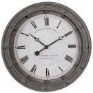 Porthole Clock by Uttermost