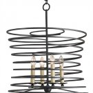 Currey and Company Nebula - Four Light Chandelier