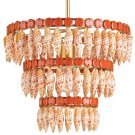 Currey and Company The Marjorie Skouras - One Light Le Mer Pendant