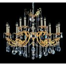 Allegri Lighting - 10539 - Bellini - Fifteen Light Chandelier