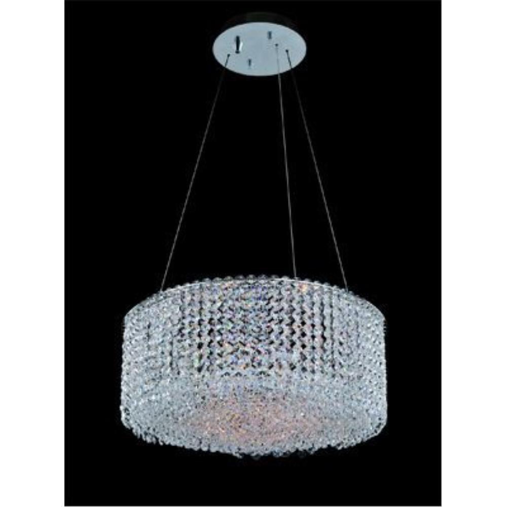 Allegri Lighting - 11669 - Milieu Metro - Eight Light Pendant