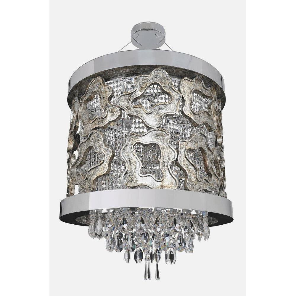 Allegri Lighting - 022350 - Caravaggio - Six Light Pendant