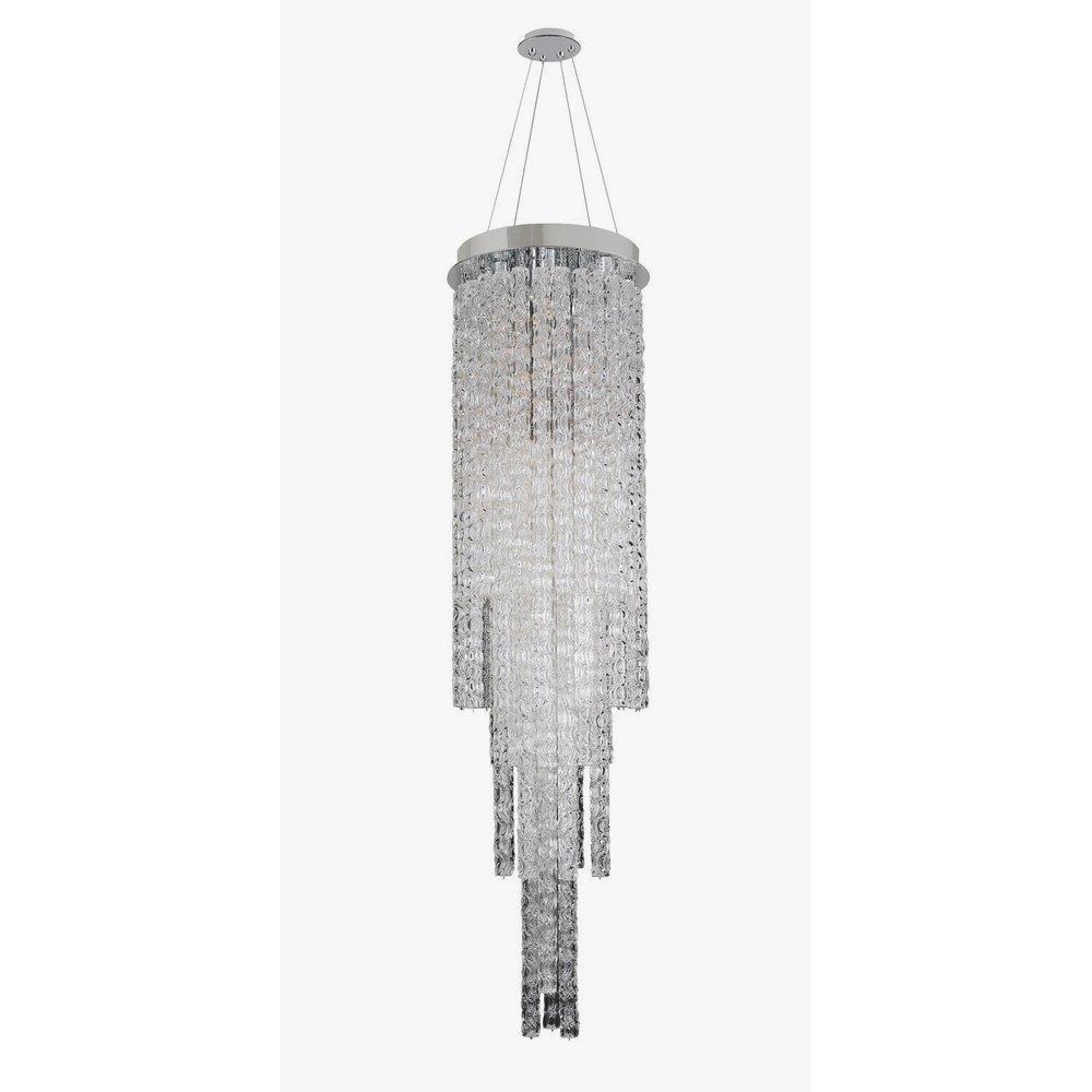 Allegri Lighting Boticelli - Four Light Convertible Pendant or Flush Mount