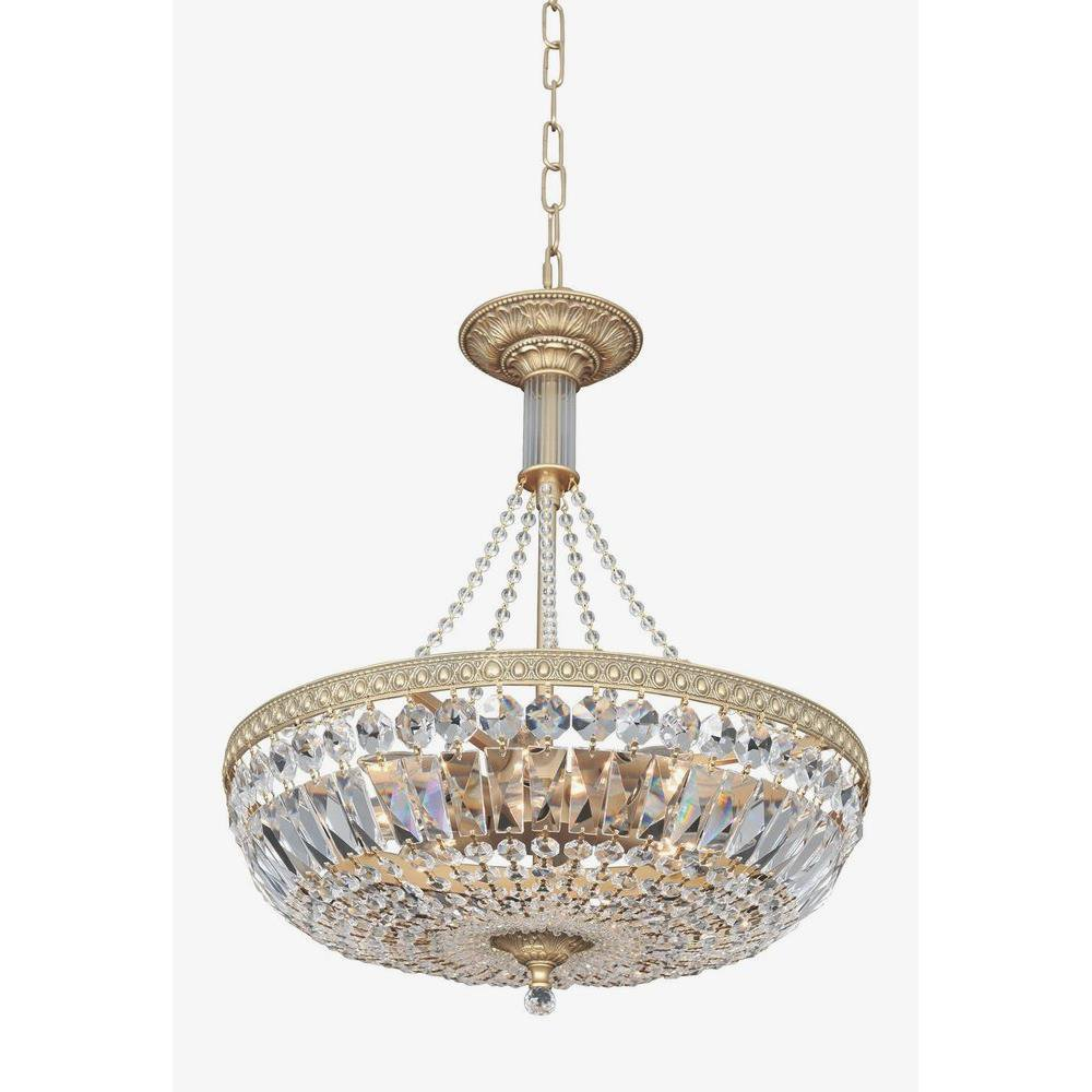 Allegri Lighting - 025850 - Aulio - Eight Light Pendant
