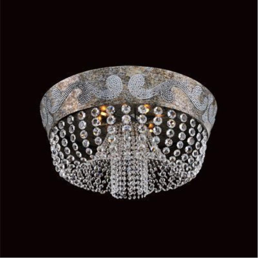 Allegri Lighting - 11654 - Romanov - Nine Light Flush Mount