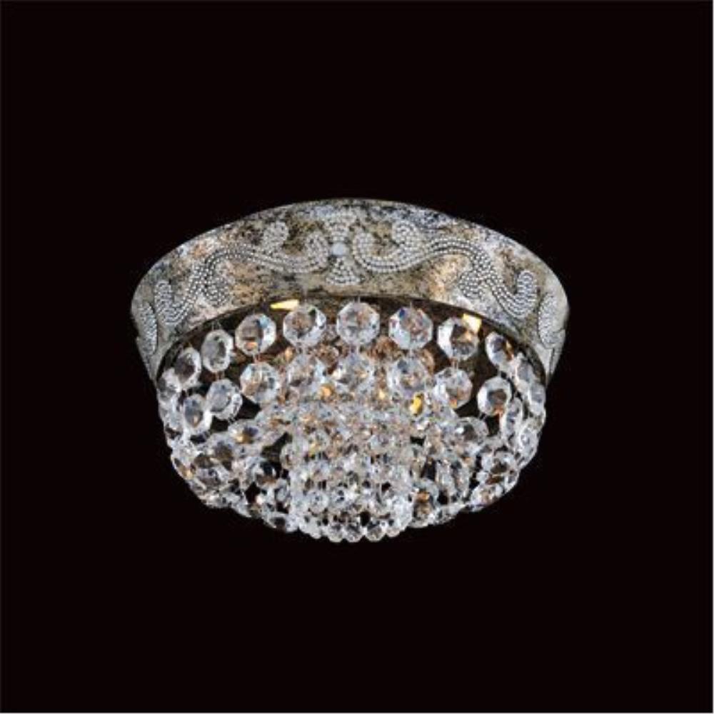 Allegri Lighting - 11651 - Romanov - Five Light Flush Mount