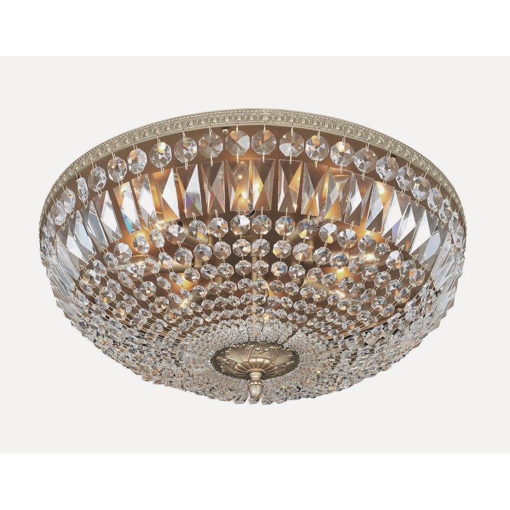 Allegri Lighting - 025944 - Lemire - Eight Light Flush Mount