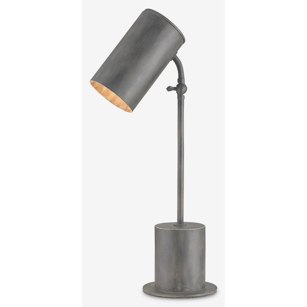 "Currey and Company Wally - 22"" Desk Lamp"