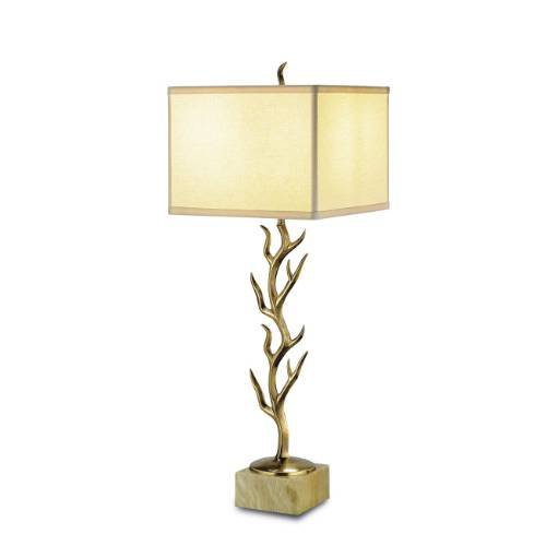 Currey and Company Algonquin - One Light Table Lamp