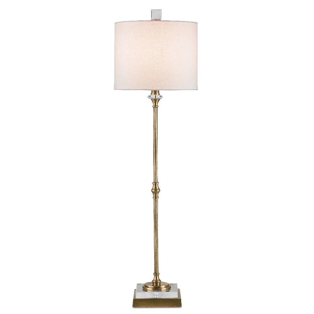 """Currey and Company The Lillian August - 36"""" Moore Table Lamp"""