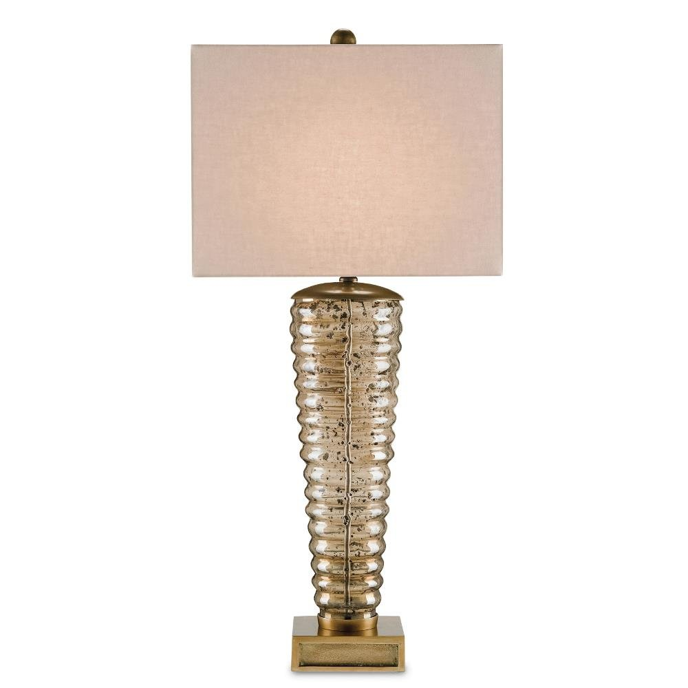 """Currey and Company Tremolo - 35"""" Table Lamp"""