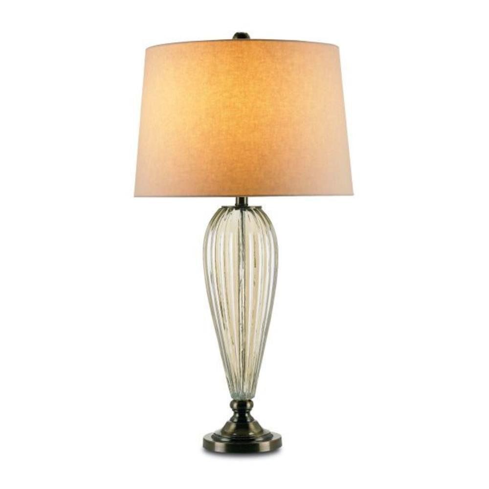 Currey and Company Pierre - One Light Table Lamp