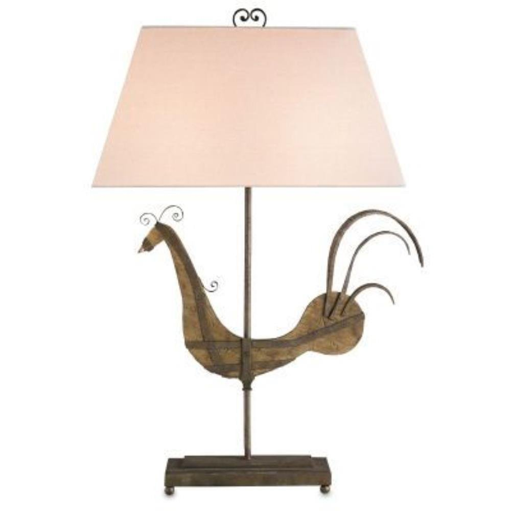 Currey and Company - 6612 - Road Runner - One Light Table Lamp