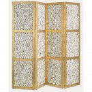 """Currey and Company Margate - 86"""" Folding Screen"""