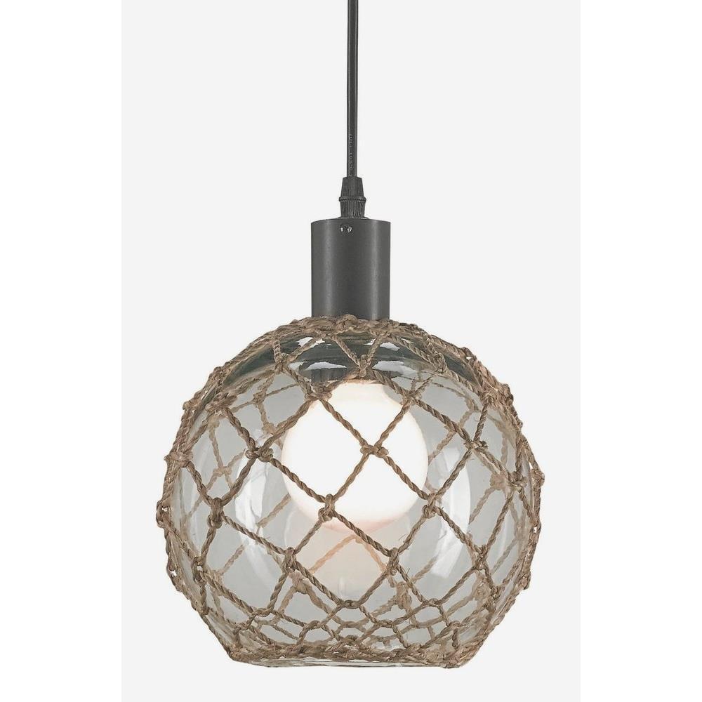 Currey and Company Fairwater - One Light Medium Pendant