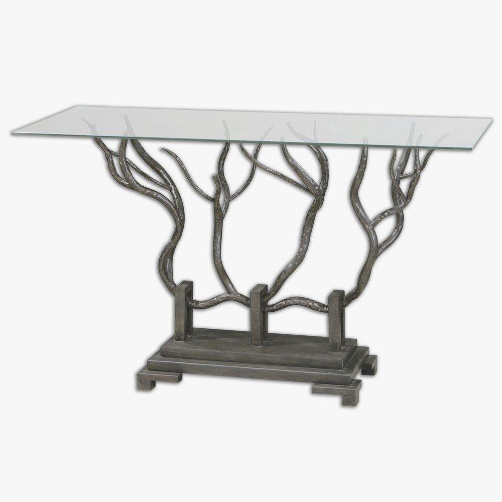 "Uttermost Esher - 54"" Console Table"