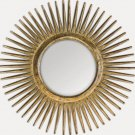 "Uttermost Destello - 39"" Round Mirror"