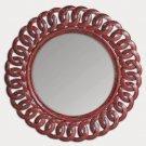 """Uttermost Sassia - 39"""" Round Mirror"""