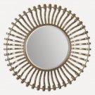 """Uttermost Leopolda - 40"""" Round Mirror"""