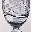 Crystal Flute Set Of 4.