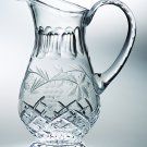 Crystal Pitcher.