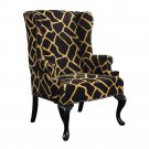 """Sterling Industries Tiga - 45.5"""" Wing Chair"""