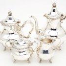 Gorham TEA and COFFEE SET.
