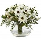 Large White Daisy Arrangement
