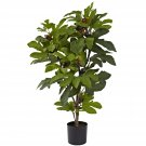 "32"" Fig silk Tree"