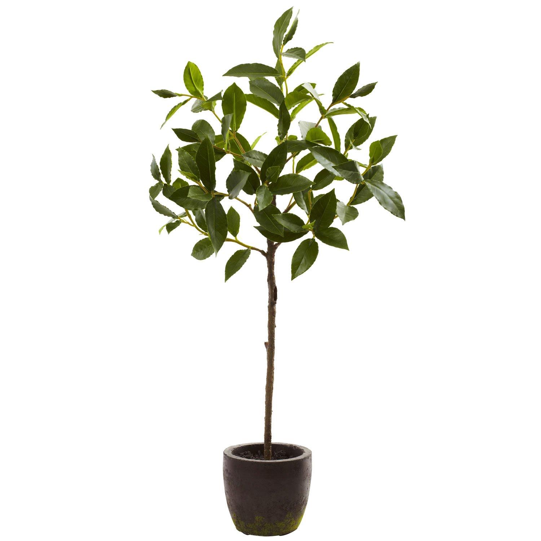 29'' Topiary w/Decorative Planter