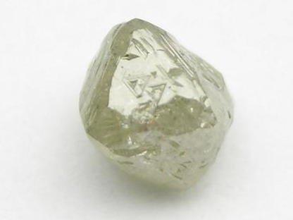 Rough Diamond Titanium Silver Color Raw  & Uncut Diamonds .30ct   roughdiamonds.ecrater.com aa1-491