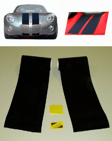 Pontiac Solstice Saturn Sky Racing Stripes 8 Inch