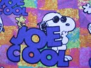 SNOOPY Joe Cool Custom Nurse Medical Scrubs Scrub Top