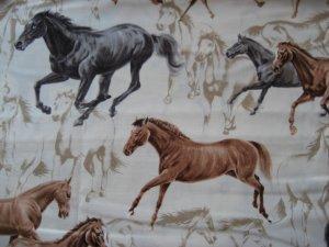 Horse Animal Western Custom Medical Vet Scrubs Scrub Top NEW