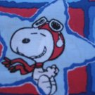 Snoopy Peanuts  Stars Custom Nurse Medical Scrub Top NEW