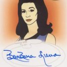 Star Trek Art & Images A19 Barbara Luna - Moreau auto card