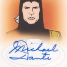 Star Trek Art & Images A38 Michael Dante - Maab auto card