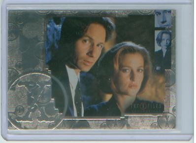 X-Files Connections PP-1 promo card