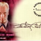 Witchblade TV Show A4 Anthony Cistaro - Kenneth Irons auto card