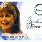 Veronica Mars season 2 A21 Christine Estabrook - Madame Sophie auto card