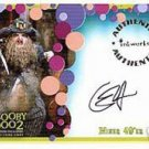Scooby Doo 2 Monsters Unleashed A7 C. Ernst Harth - Miner 49'er auto card