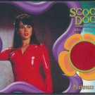 Scooby Doo 2 Monsters Unleashed PW12 Linda Cardellini - Velma Jumpsuit Pieceworks insert card