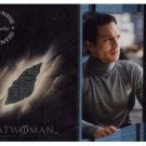 Catwoman movie PW5 Benjamin Bratt - Det. Tom Lone Sweater Pieceworks insert card
