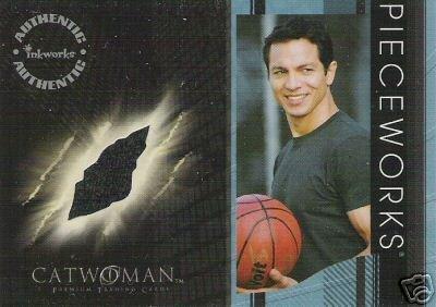 Catwoman movie PW14 Benjamin Bratt - Det. Tom Lone T-Shirt Pieceworks insert card
