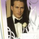 Charmed Destiny PW7 Jason Lewis - Dex Tuxedo Shirt Pieceworks insert card