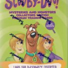 Scooby Doo Mysteries & Monsters trading cards - Factory Sealed Hobby Box - 24 packs
