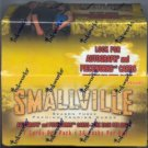 Smallville season 3 trading cards - Factory Sealed Box - 36 packs