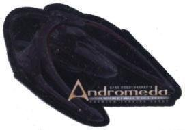 Andromeda Reign of the Commonwealth CL1 Case Loader Topper insert card