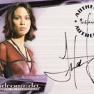 Andromeda Reign of the Commonwealth A3 Lexa Doig - Andromeda auto card