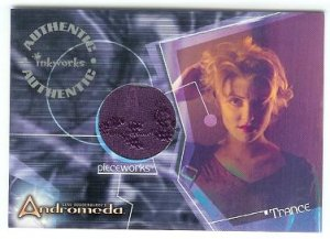 Andromeda Reign of the Commonwealth PW8 Laura Bertram - Trance Gemini Pieceworks insert card
